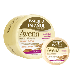 Crema Corporal Avena Instituto Español 400ml