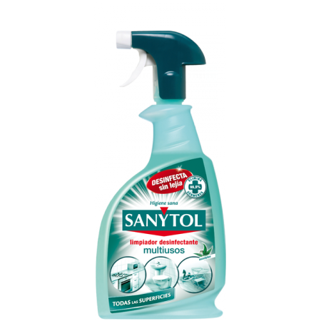 Sanytol Limpiador desinfectante multiusos 750ml