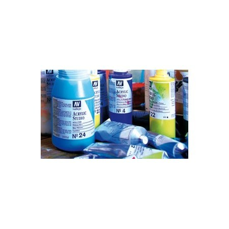 Acrylic Studio Vallejo frasco 200ml