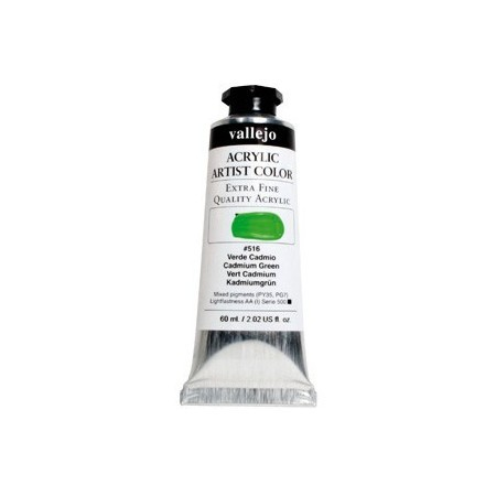 Acrylic Arist Color Vallejo tubo 60ml