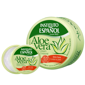 Crema Aloe Vera Instituto Español 400ml