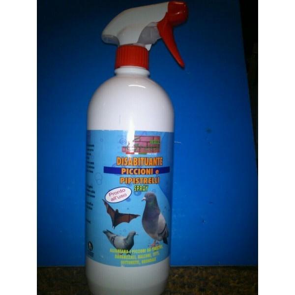 7b0f75efe Repelente para palomas en Spray 1lt 16,80 EUR