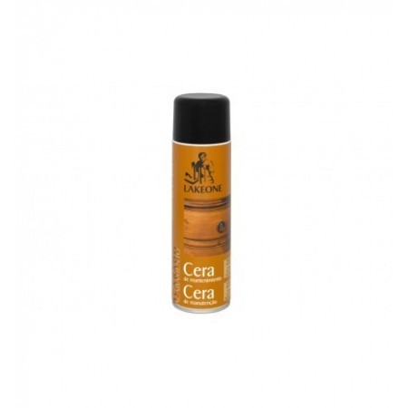 Cera de Mantenimiento Spray Lakeone