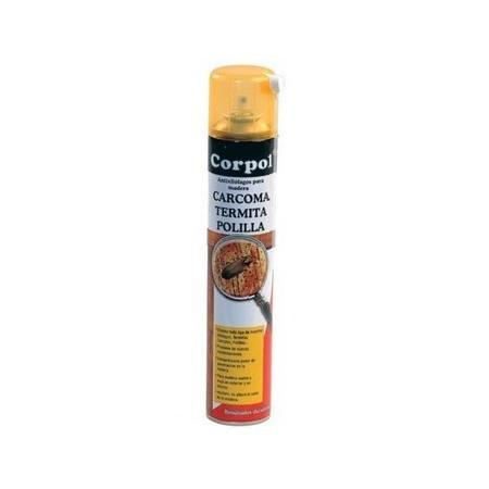 Corpol carcoma termitas insecticida spray for Carcoma o termitas